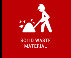 solid waste material